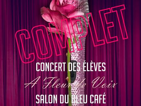 Concert des élèves // A Fleur de Voix