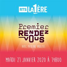 """RTS - """"Premier Rendez-Vous"""""""