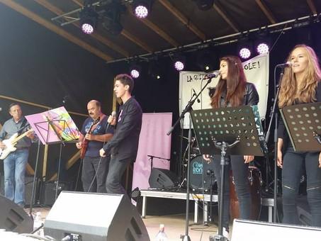 Concert des élèves - Bérock Festival 2015