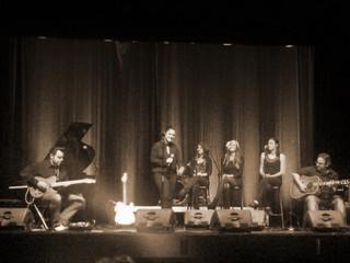 Concert au Théâtre de Colombier
