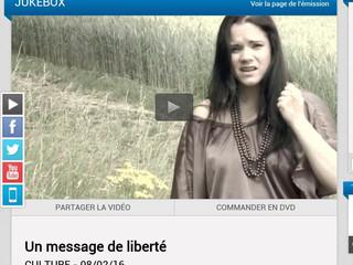 """""""Si Le Temps"""" dans Jukebox sur La Télé"""