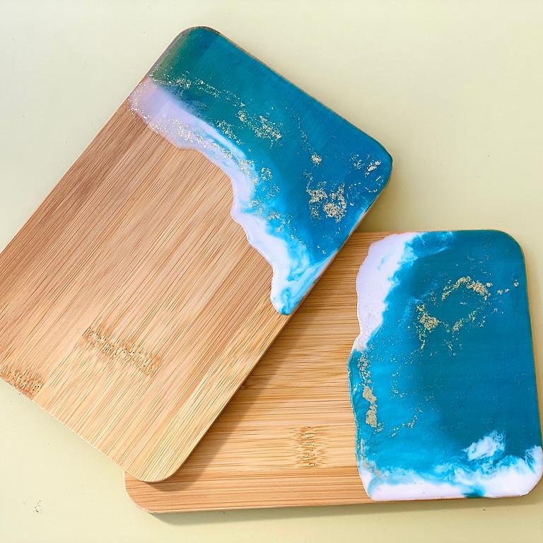 Coffee Club Hyperdome - Learn to make twin sandwich trays!