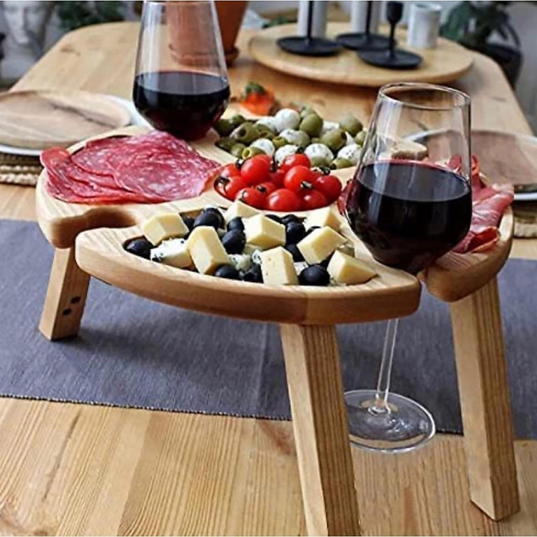 STUDIO - Learn to make a resin picnic platter table!