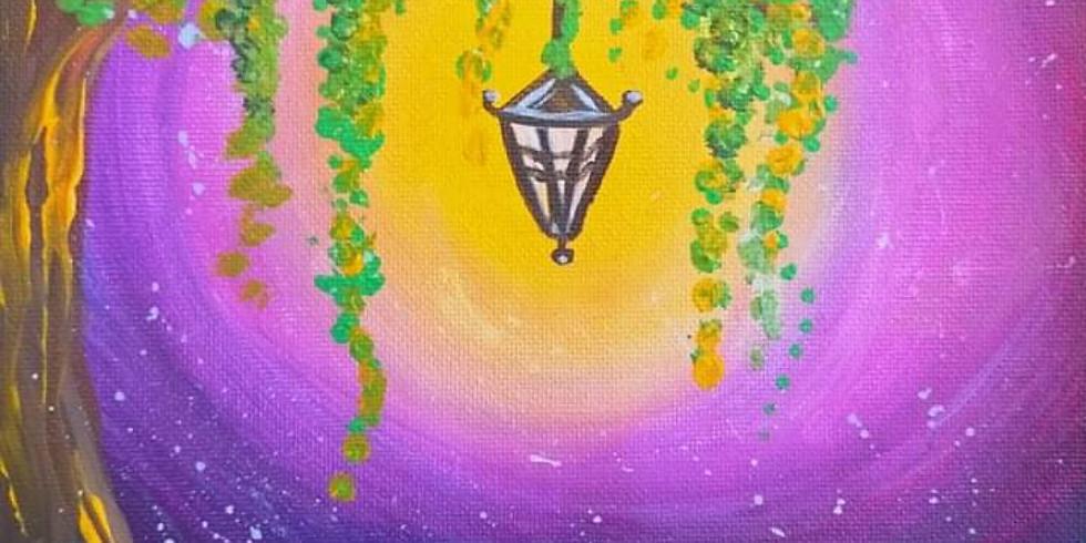 LOGANHOLME - Learn to paint 'Love Lantern'!