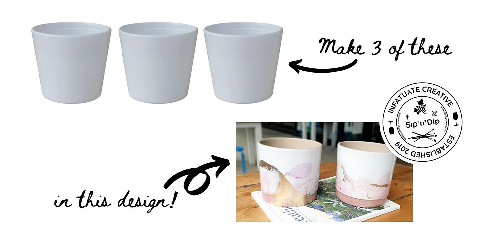 Orion - Learn to make Ink Pots!
