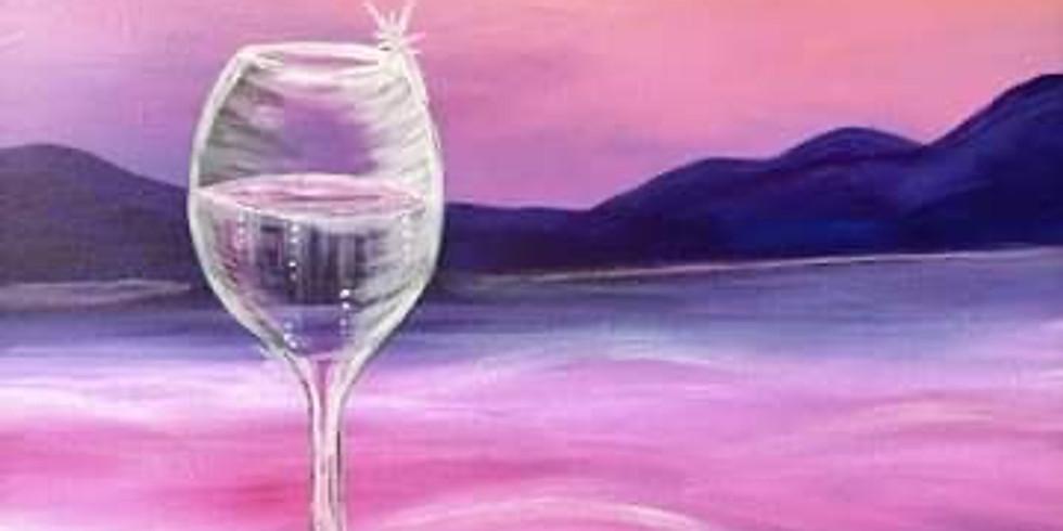 SIRROMET WINERY  - Sip 'n' Paint Wine Experience