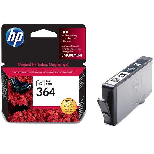 HP 364 Photo Black Original Ink Cartridge