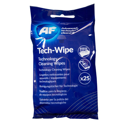 Tech Wipes (Box of 25)