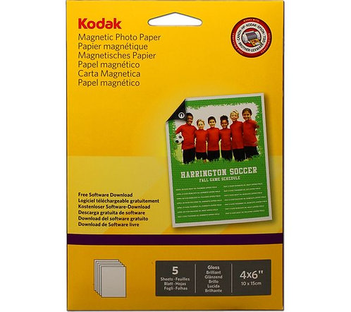 "KODAK 5 X 7"" Greeting Cards (Pack of 20)"