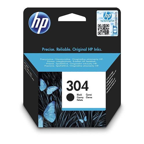 HP 304 Black Original Ink Cartridge
