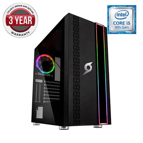 Onyx Intel i5 9400F 16GB Ram 240GB SSD 1TB HDD RTX 2060 6GB Graphics Windows 10