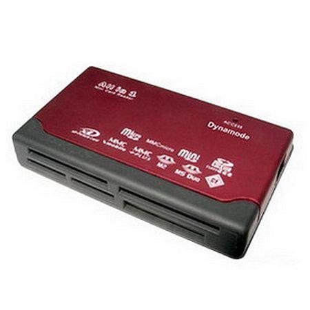 External Multi Card Reader, 6 Slot, USB Powered