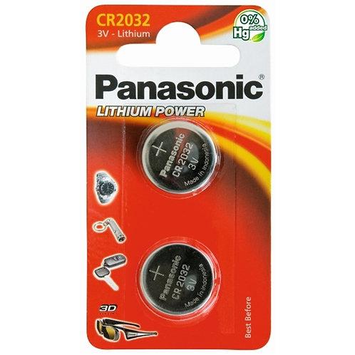 CR2032 3V Battery (Pack of 2)