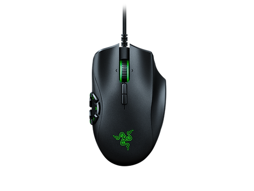 RAZER Naga Trinity MOBA/MMO Gaming Mouse