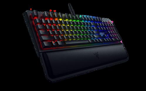 RAZER BlackWidow Elite (Green Switch) Mechanical Gaming Keyboard – UK Layout