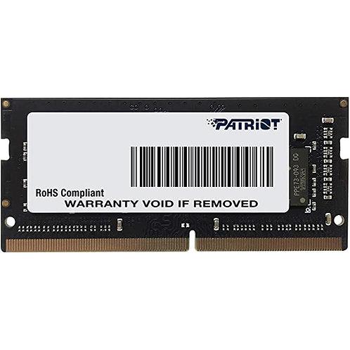 Patriot Signature Line 8GB No Heatsink (1 x 8GB) DDR4 2666MHz SODIMM Memory