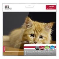 Silk Mousepad, Kitten