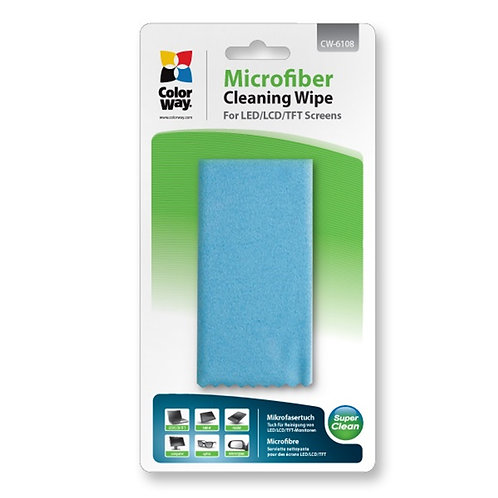 Multipurpose Double Sided Microfibre Cleaning Wipe