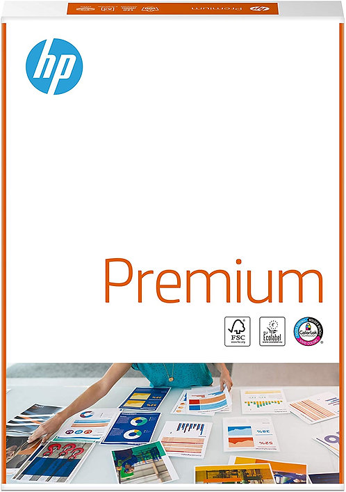 HP A4 100GSM Premium Choice Paper - 250 Sheets
