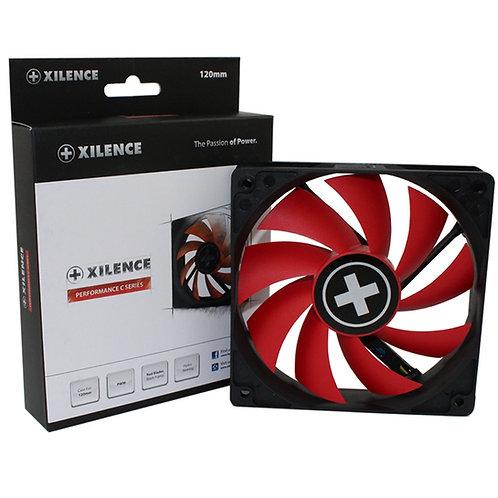 Xilence Performance C 120mm 1500RPM PWM Red Fan