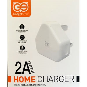 2.1A USB Wall Charger