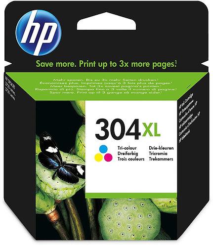 HP 304XL Colour Original Ink Cartridge