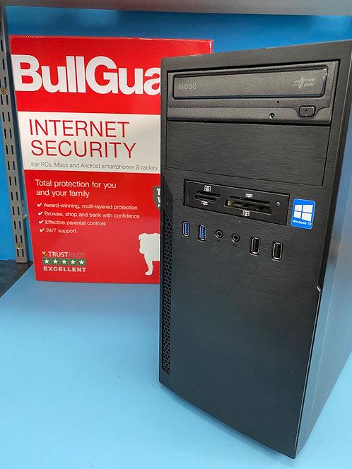 Refurbished PC Desktop Intel Core i3 3.40Ghz 8GB 1TB HDD Win10