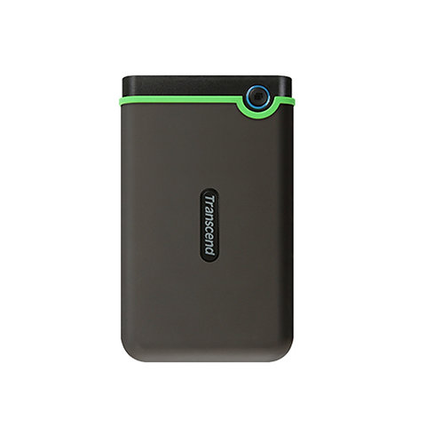 "Transcend 1TB Slim StoreJet2.5"" M3S, Portable HDD"
