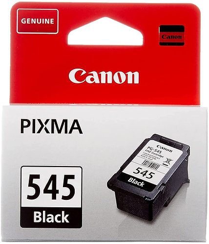 Canon Original Black Ink Cartridges PG-545