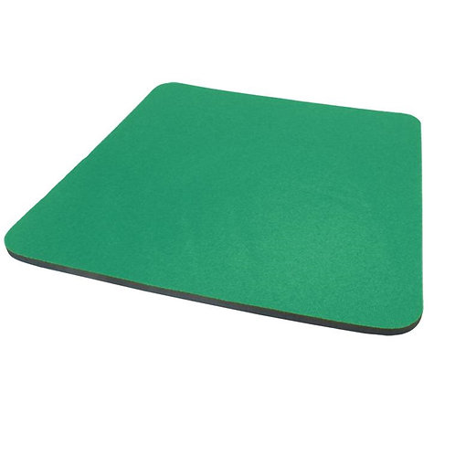 Non Slip Green Mouse Mat