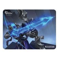 WHITE SHARK GAMING  Arcane Sentry Gaming Mousepad, 400 x 300 mm, Black/Blue