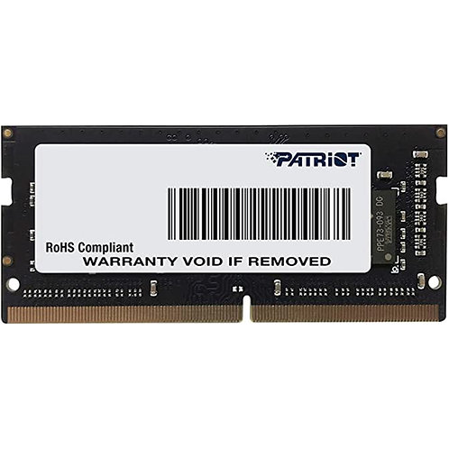 Patriot Signature Line 4GB No Heatsink (1 x 4GB) DDR4 2400MHz SODIMM