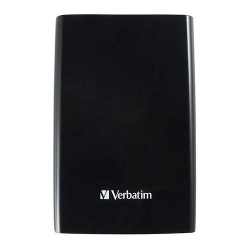 "Verbatim 1TB Store 'n' Go External Hard Drive, 2.5"", USB 3.0, Black"