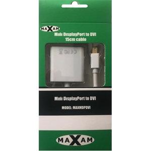 Mini DisplayPort To DVI Cable 15cm