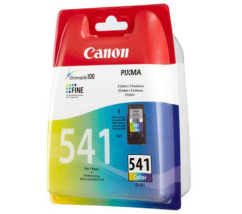 Canon Original Ink Cartridge CL-541 Standard Colour