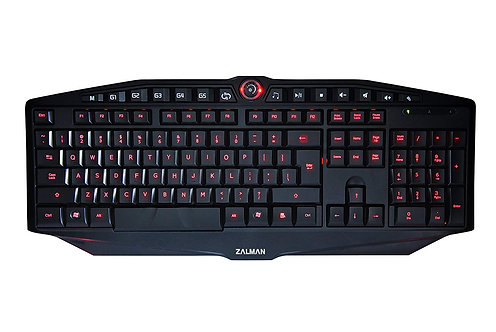 Zalman ZM-K400G Gaming Keyboard