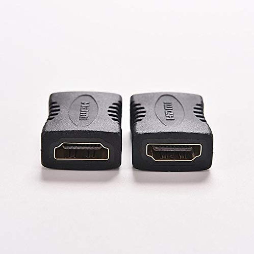 HDMI Female To Female Connector Extender, HDMI Joiner Coupler Adapter