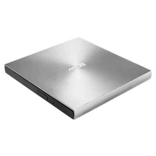 Asus External Slimline DVD Re-Writer, USB, 8x, Silver or Black