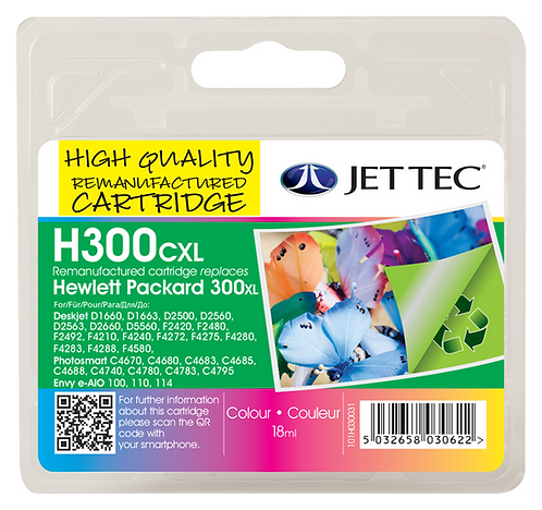 HP300 CXL Colour