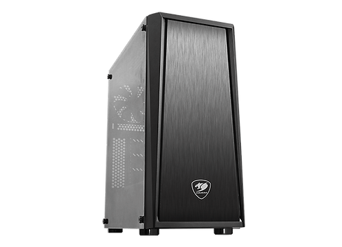 Cougar MX340 Mid Tower Tempered Glass Window