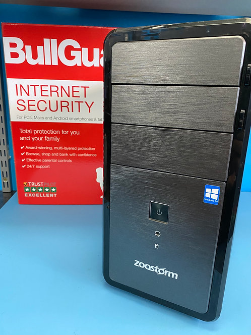 Refurbished Zoostorm PC Desktop Intel Core i5 3.00Ghz 8GB 500GB HDD Win10