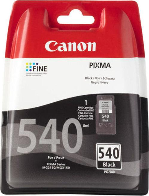 Canon Original Ink Cartridge PG-540 Standard Black