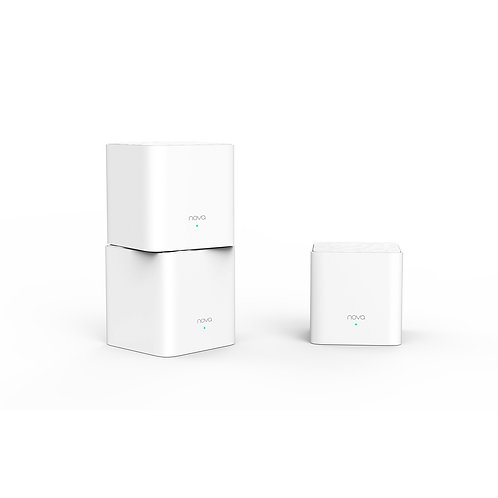 Tenda Nova MW3 Whole Home Wi-Fi Mesh Router System - 3 Pack