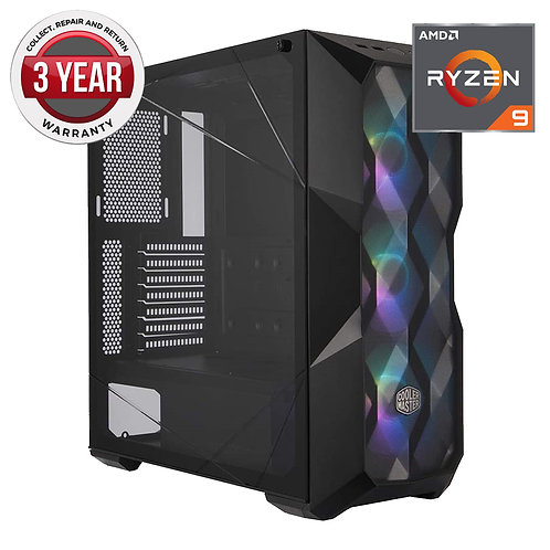 Prism Ryzen 9 5900X 16GB Ram 500GB SSD  RTX 3080 10GB Graphics Windows 10