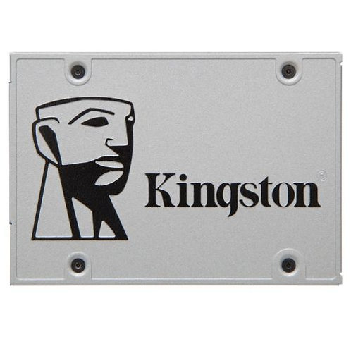 "Kingston 480GB UV500 SSD, 2.5"", SATA3, 7mm, 3D NAND, 256-bit AES Encryption"