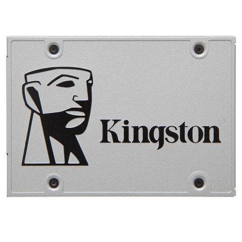 "Kingston 480GB UV500 SSD, 2.5"", SATA3, 7mm, 3D NAND, 256-bit AES Encryption"