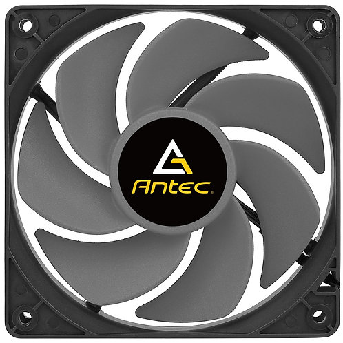 Antec Reverse Fan FLUX 120mm 1400RPM Black & White Fan