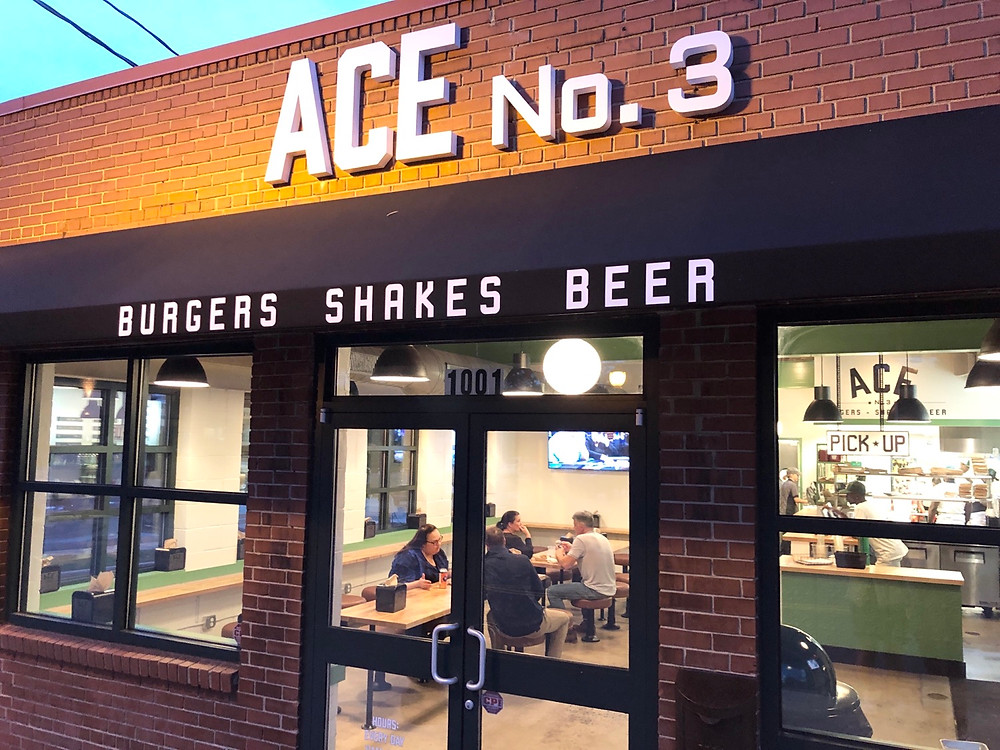 Ace No. 3 Review - exterior 1