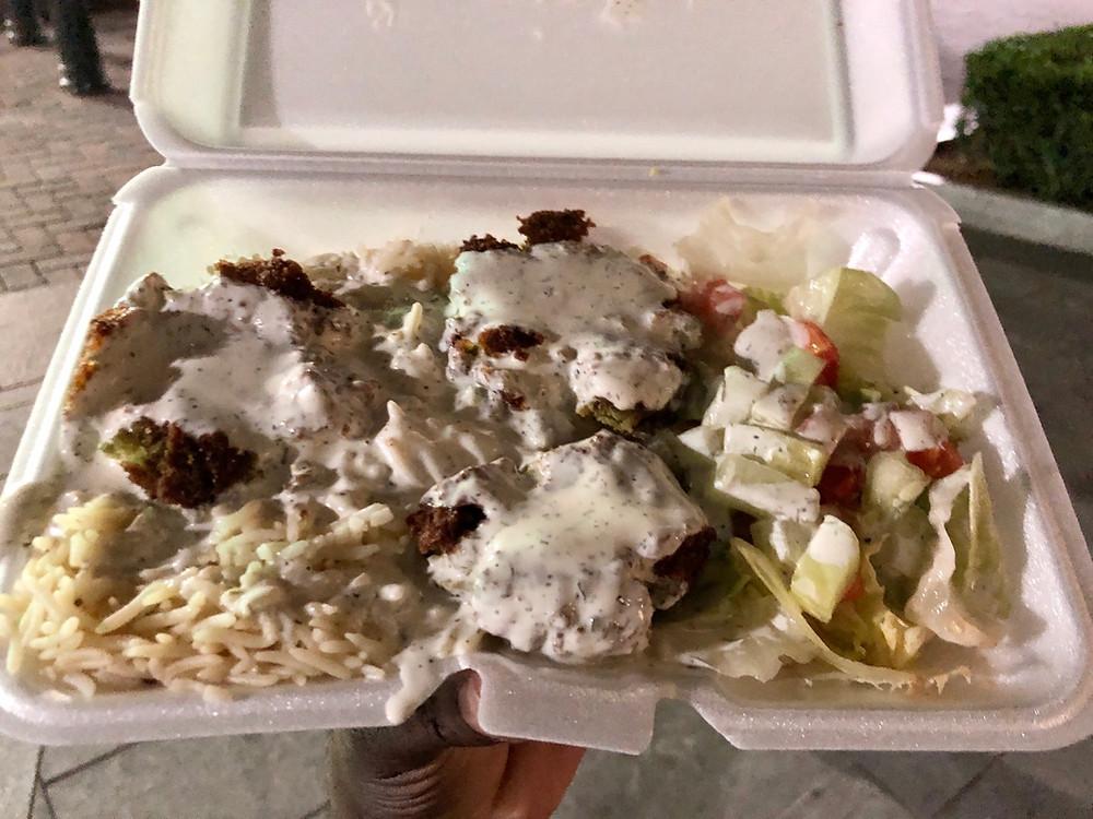 halal food cart uptown charlotte 4