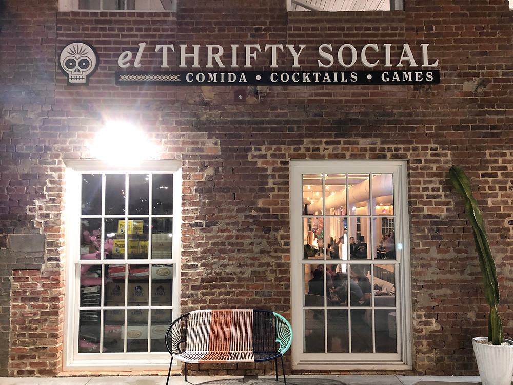 El Thrifty Social Charlotte Review: Exterior Photo